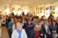 гости открытия выставки и социального выставочного зала
